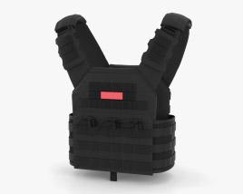 Tactical Vest 3D model