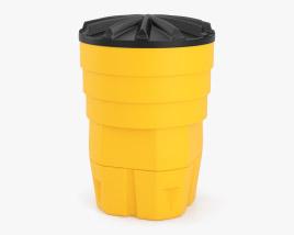 Sand Barrel 3D model