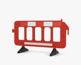 Barrier Guard 3D model