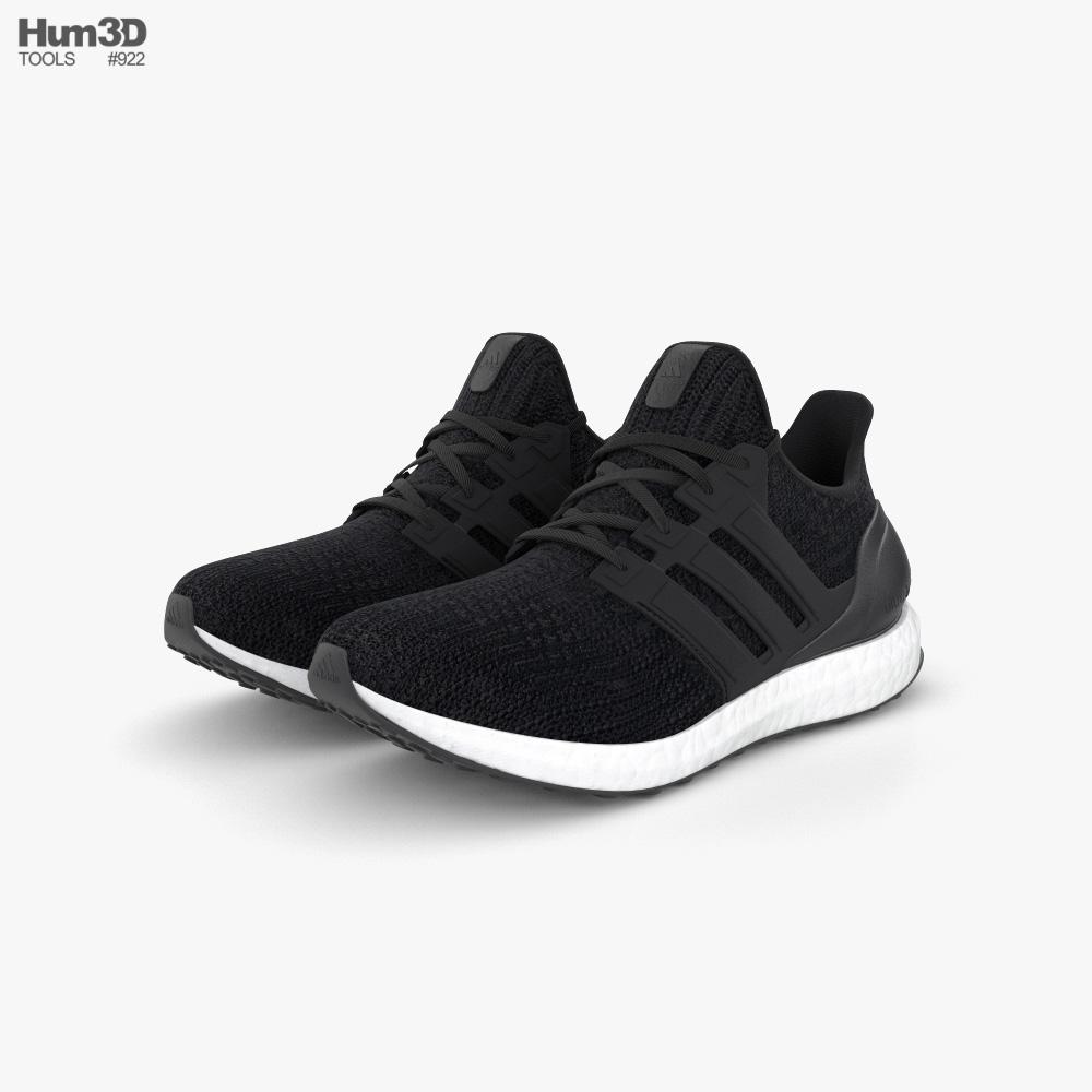 Adidas Ultra Boost 3D model