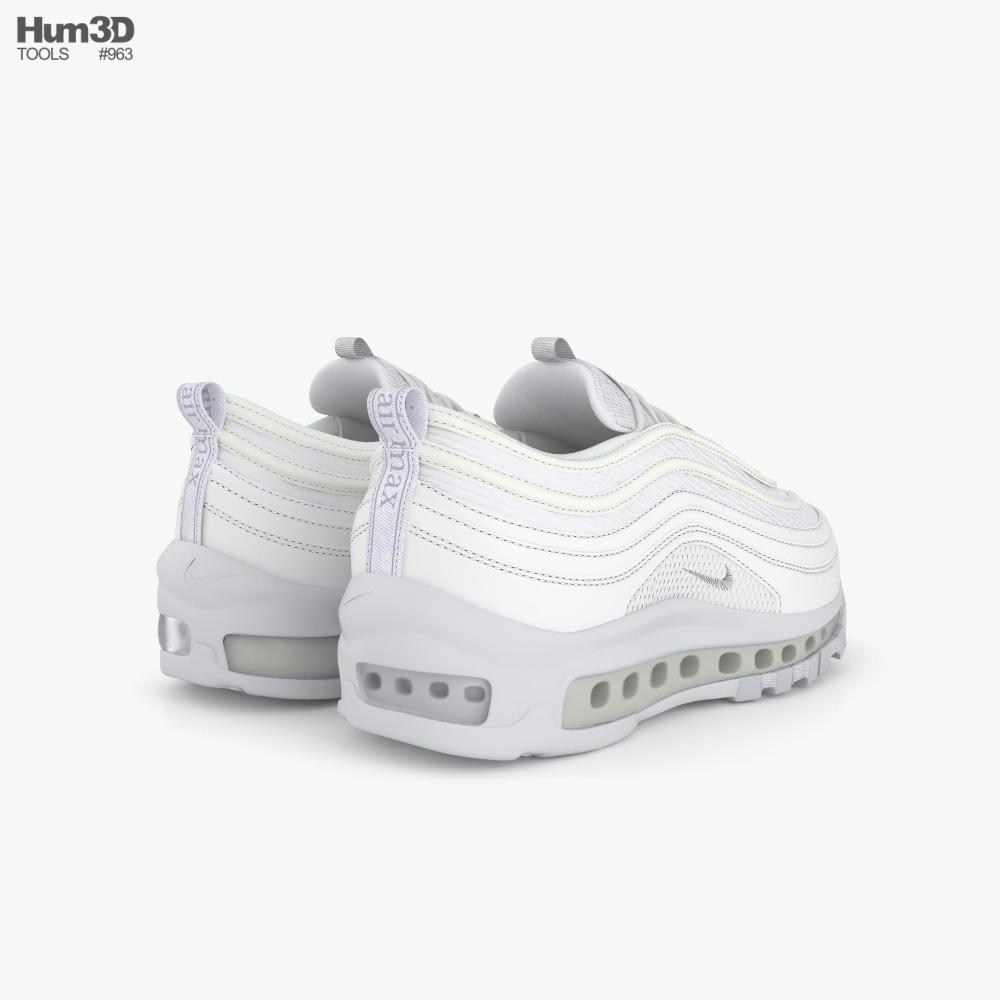 Nike Air Max 97 3d model