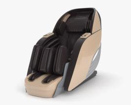 Fauteuil de massage électrique Modèle 3D