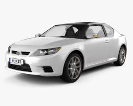 Toyota Zelas 2011 Modèle 3D