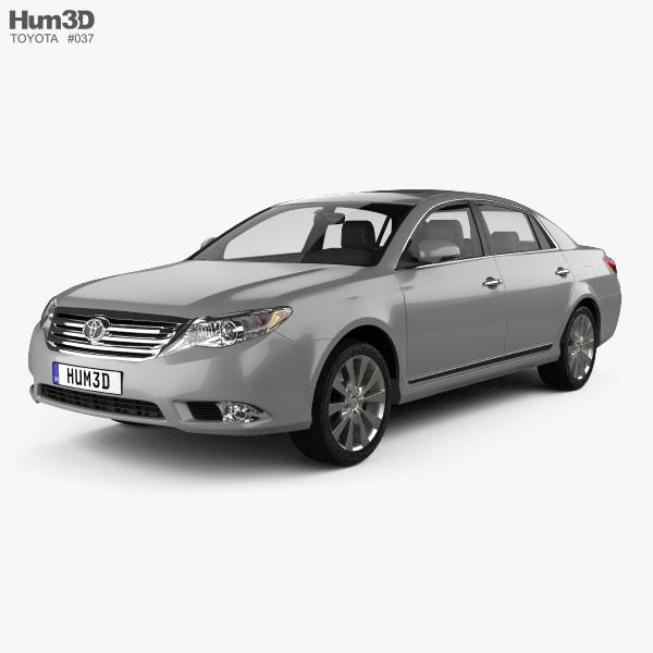 Toyota Avalon 2012 3D model