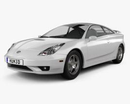 Toyota Celica GT-S 2006 3D model
