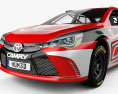 Toyota Camry NASCAR 2015 3d model