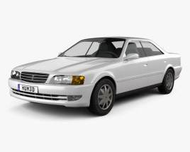 3D model of Toyota Chaser 1998
