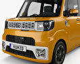 Toyota Pixis Mega 2016 3d model