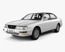 3D model of Toyota Avalon 1995