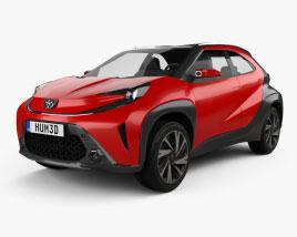 Toyota Aygo X Prologue 2021 3D model
