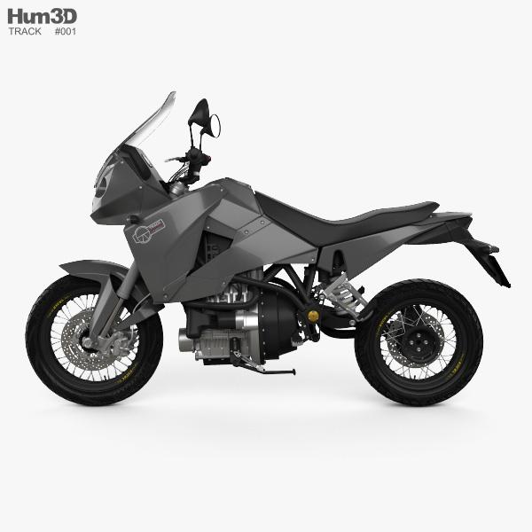 Track T-800CDI 2012 3D model
