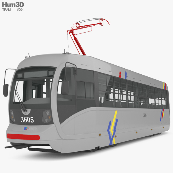 LM-68M 3D model
