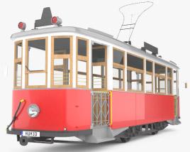 3D model of TRAM MS-1