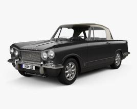 3D model of Triumph Sports 6 1962