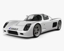 3D model of Ultima GTR 2009