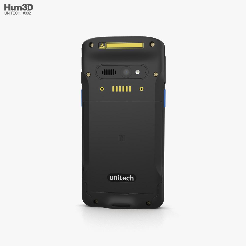 Unitech EA630 Rugged Smartphone 3d model