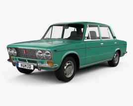 VAZ Lada 2103 1972 3D model