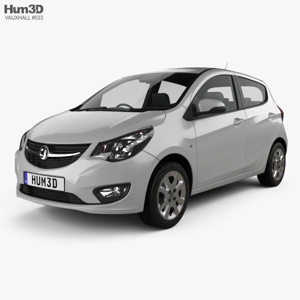 Vauxhall Viva SE 2015 3D model