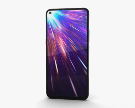 3D model of Vivo Z1 Pro Mirror Black
