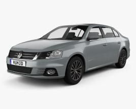 Volkswagen Lavida Sport 2013 3D model