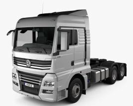 3D model of Volkswagen Meteor Tractor Truck 2020