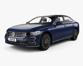 Volkswagen Phideon 2020 3D model