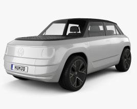 Volkswagen ID.Life 2021 3D model