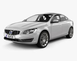 Volvo S60 2013 3D model