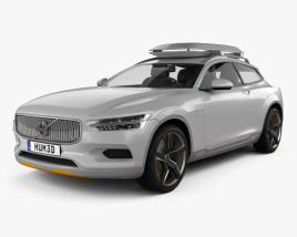 Volvo XC Coupe 2013 3D model