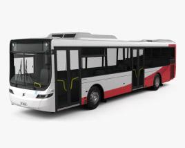 Volvo B7RLE Bus 2015 3D model