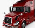 Volvo VNL (660) Tractor Truck 2011 3d model