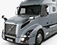 Volvo VNL (760) Tractor Truck 2018 3d model