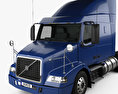 Volvo VNM (430) Tractor Truck 2012 3d model