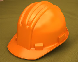 3D model of Hard Hat