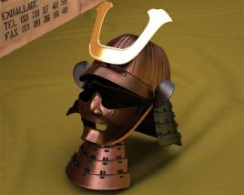 3D model of Kabuto