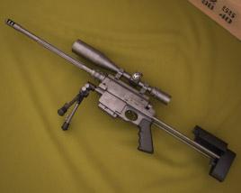 Nemesis Arms Vanquish 3D model