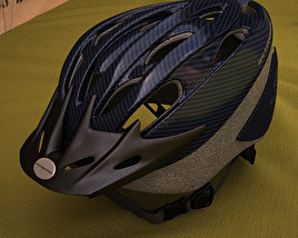 3D model of Schwinn Bicycle Helmet