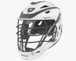 3D model of Lacrosse Helmet