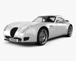 3D model of Wiesmann GT MF5 2011