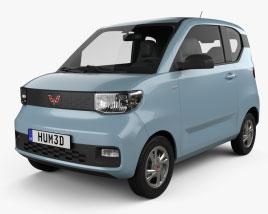 Wuling Hongguang Mini EV 2020 3Dモデル