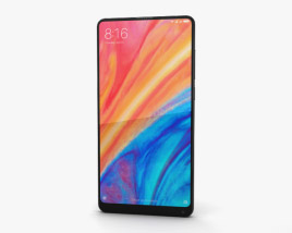 3D model of Xiaomi Mi Mix 2s Black