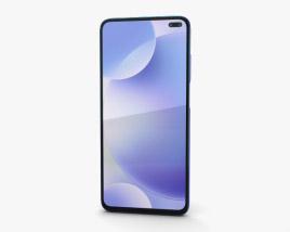 Xiaomi Redmi K30 Blue 3D model
