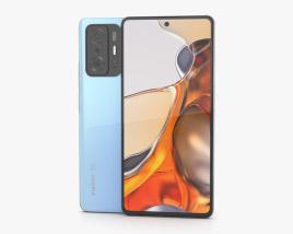 Xiaomi 11T Pro Celestial Blue 3D model