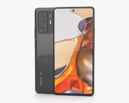 Xiaomi 11T Pro Meteorite Gray 3Dモデル