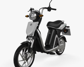 3D model of Yamaha EC-03 2013