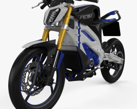 3D model of Yamaha PES-1 2013