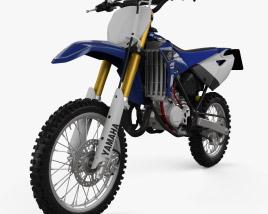 3D model of Yamaha YZ85 2015