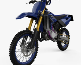 Yamaha YZ85 2019 3D model
