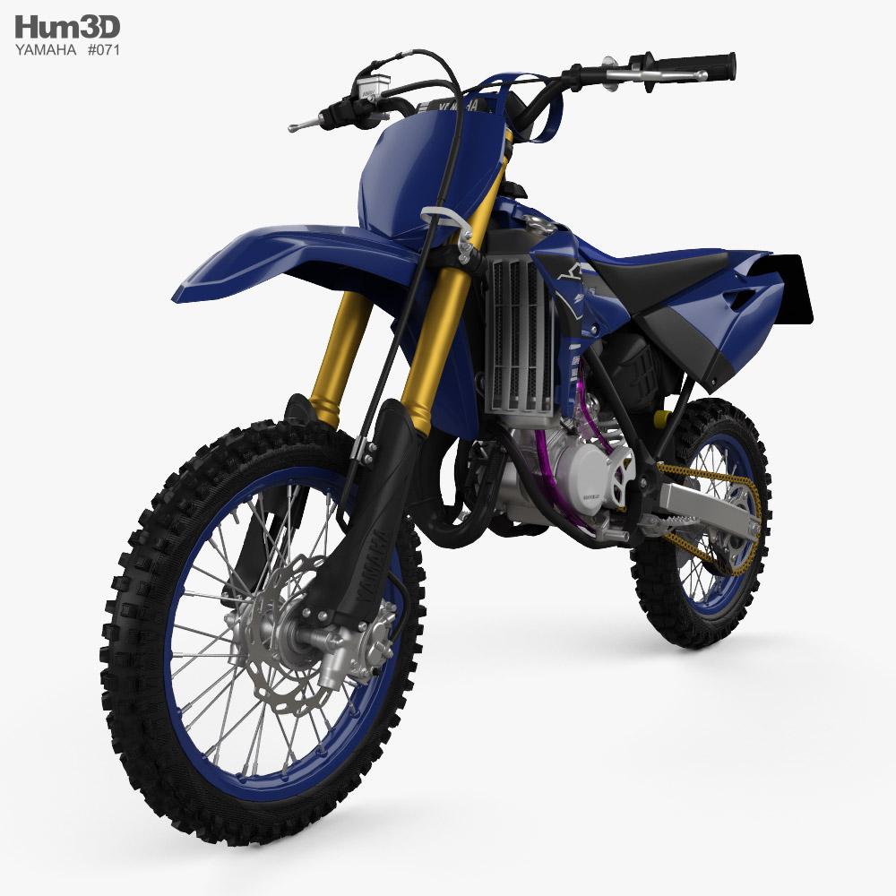 Yamaha YZ85 2019 3D model